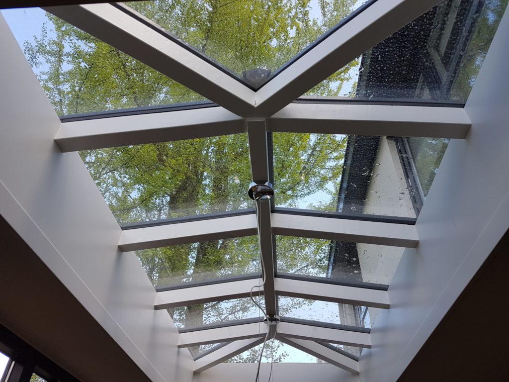 Moderne serre met lichtstraat te Maastricht 5