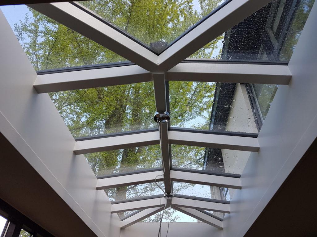 Moderne serre met lichtstraat te Maastricht 6